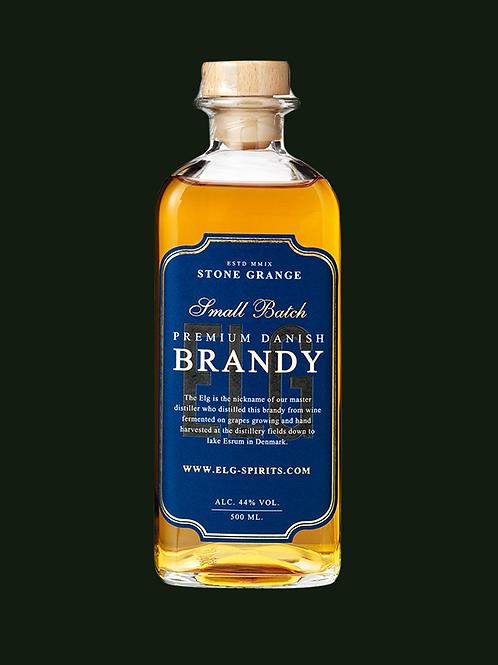 Elg Brandy, Cognac