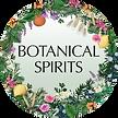 Botanical Spirits Online Shop logo