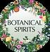 Botanical Spirits logo