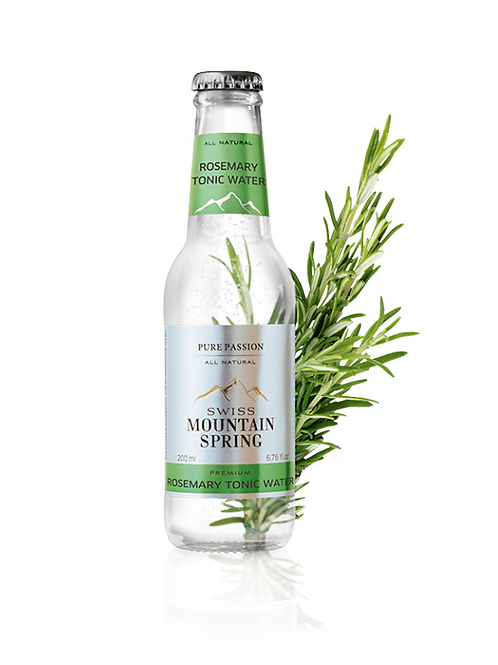 Swiss Mountain Spring Rosemary
