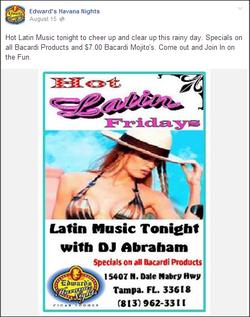 Edward's Havana Night's (Tampa)