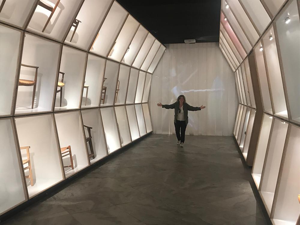 Galerie de Chaises Iconiques - Musée du Design Copenhague