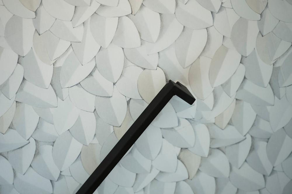 Front Design, Ecowallpaper, papier peint, Leaves