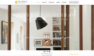 Home page du site Rocamboles