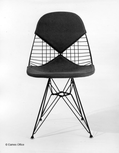 Eames The Wire chair