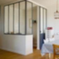 Une chambre en plus dans le salon