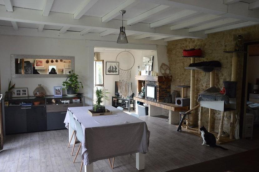 Maison 120m² à vendre · Istres, 13800