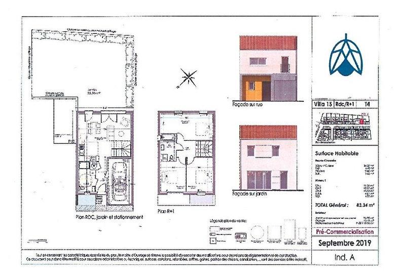 Maison Neuve à vendre · Istres, 13800