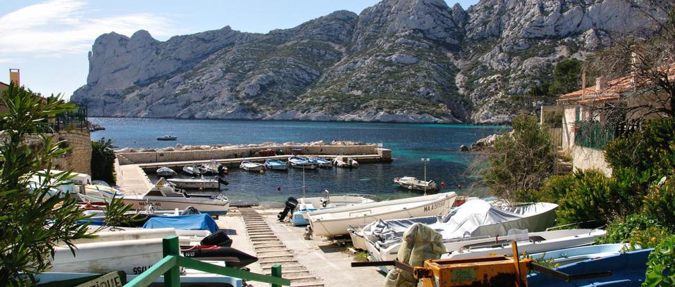 Somiou port