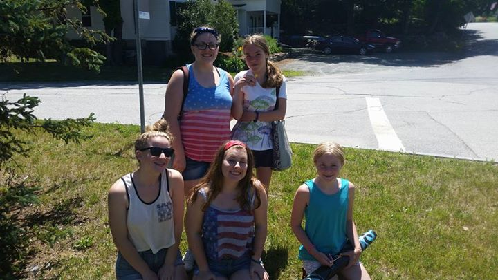 Sunapee Parade Walkers ~ Thanks!
