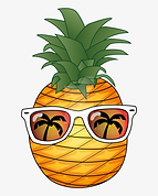 199-1999072_pineapple-summer-by-caitdesi