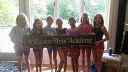 Junior Intensive - DAA Fun!