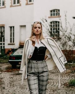 Olivia Libi by Yoshi Toscani, Baden-Baden