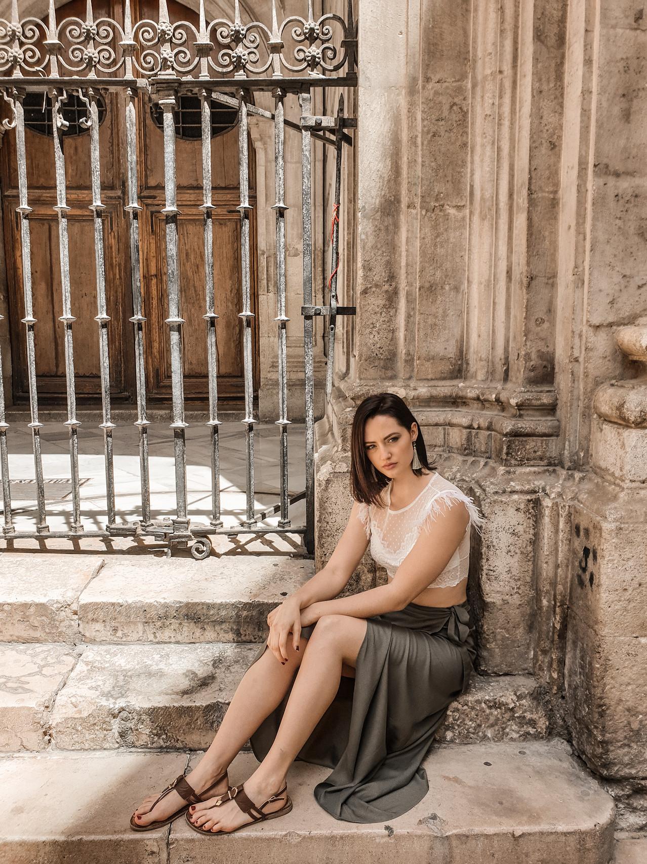 Kirchen in Malaga - Olivia Libi