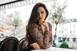 Olivia Libi by Tati van Thiel, Amsterdam