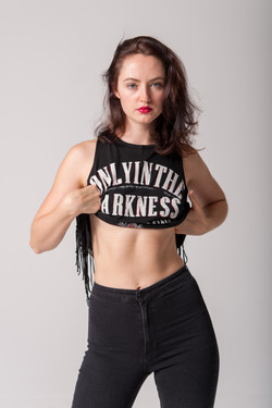 Olivia Libi Posing