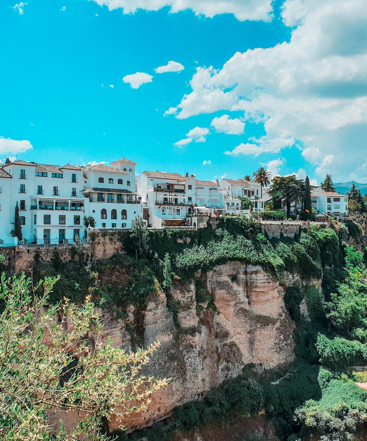 Ronda old arabic Village - Andalusien- Malaga - Olivia Libi