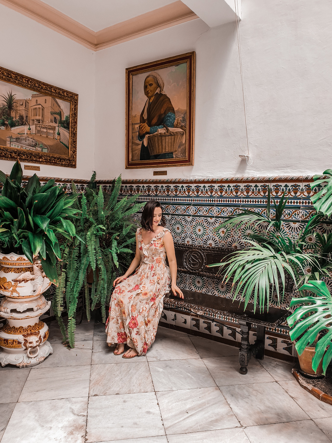 "Ronda ""Don Bosco House"" - Malaga- Andalusien- Olivia Libi"