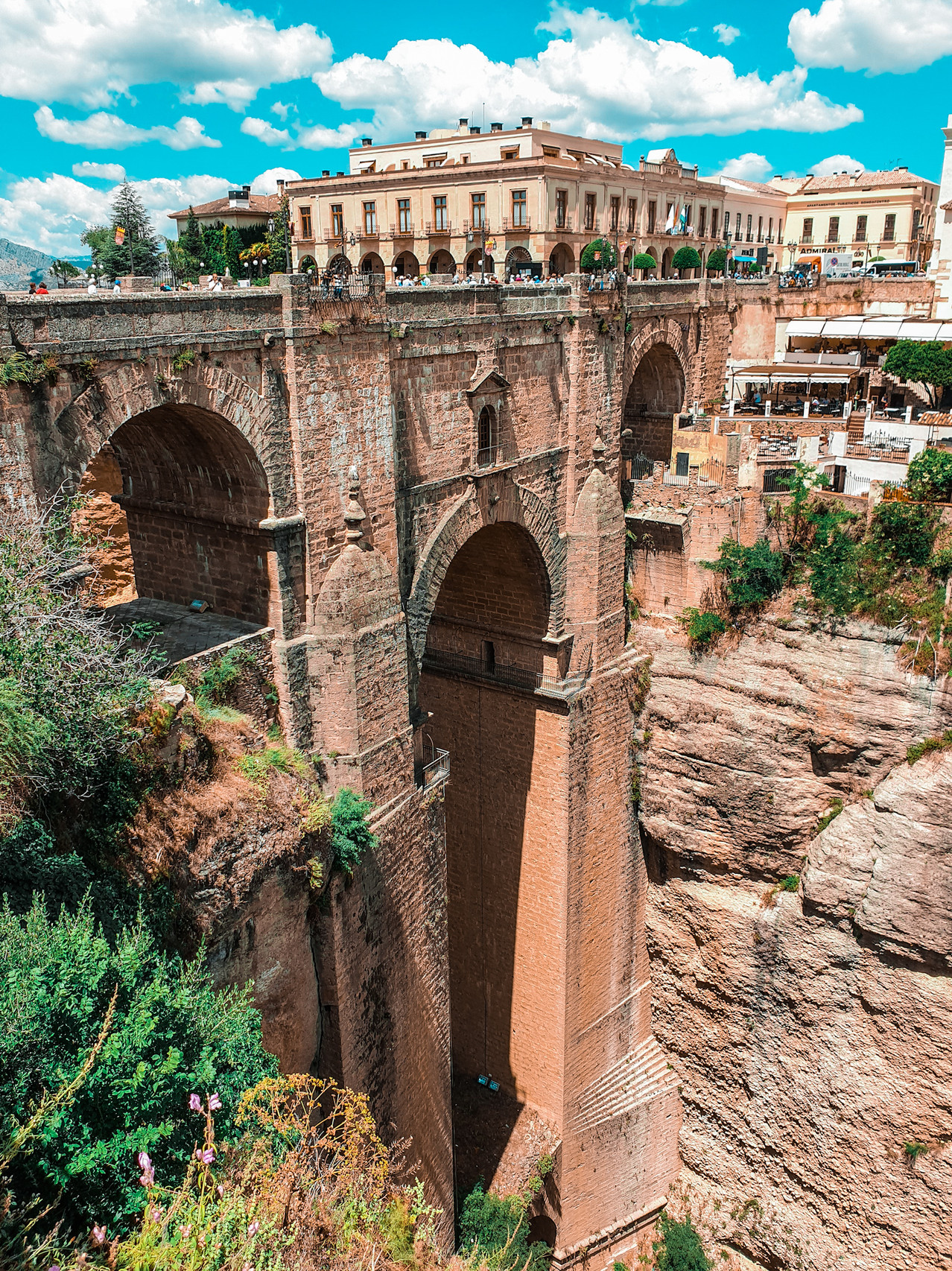 Ronda Bridge - Andalusien- Malaga - Olivia Libi