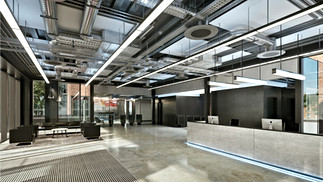 Twitter Fit Out – Cumberland House Phase I