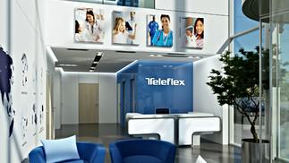 'TELEFLEX MEDICAL' OFFICE
