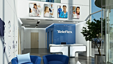 'TELEFLEX MEDICAL' OFFICE