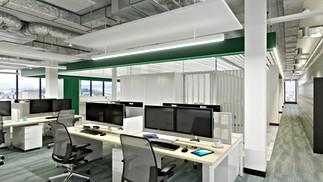 """Tedcastle Holdings"" Office"