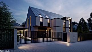 """""""MG"""" HOUSE  - single-family house"""