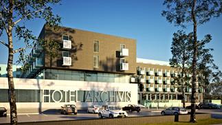 HOTEL  'AV'