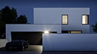 CUBIC HOUSE - single family house