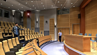 CONFERENCE ROOM - Main School of  Fire Service