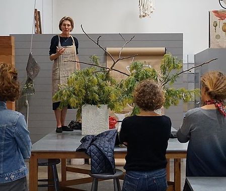 Dundee Butcher of Russian River Flowers School + Events