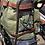 """Thumbnail: Harley Sportster """"Freerider"""" 20"""" sissy bar"""