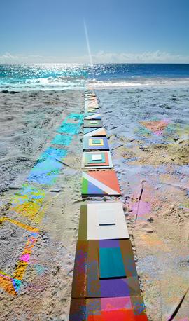 BEACH SQUARES