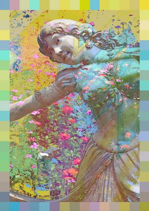 COCHIN FLOWER GIRL