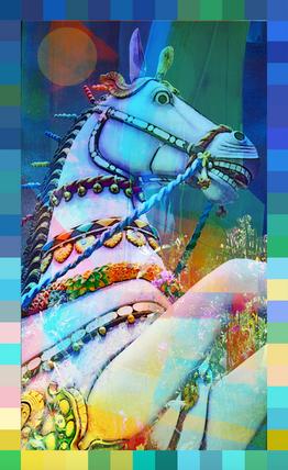 DREAM OF THE MIDSUMMER HORSE