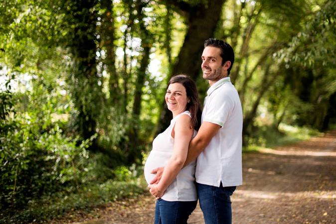 Photographe grossesse - maternité - Rennes, Chantepie (35)