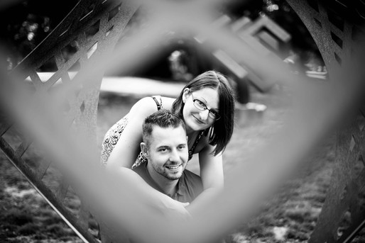 Photographe séance engagement - Rennes, Chantepie (35)