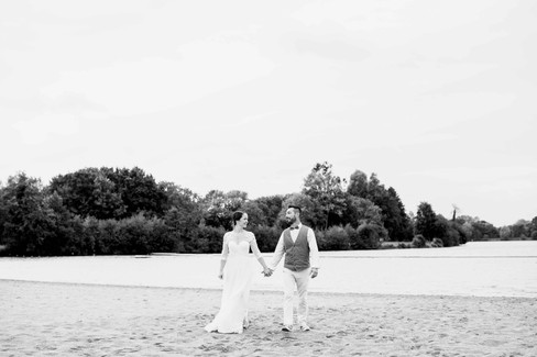 Séance couple - After the day - Mariage - Rennes, Chantepie (35)