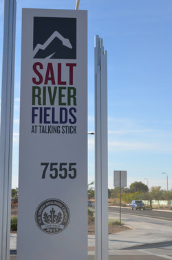 Salt River Fields Stadium