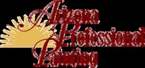 Arizona Professional Painting Logo