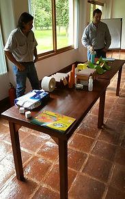 Fros Campelo - Storybuilding en Ledesma, Jujuy