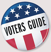 Dallas Morning News Voters' Guide