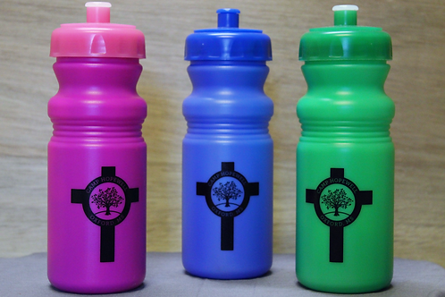 Color Changing Water Bottle