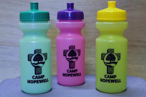 Vintage Color Changing Water Bottle