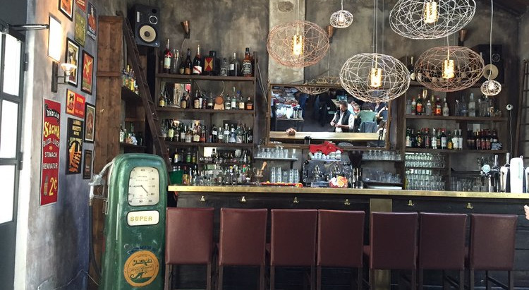 A hidden spot in Milan: Fonderie Milanesi