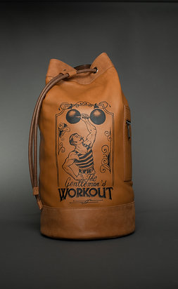 The Gentleman's Gym Duffel Bag