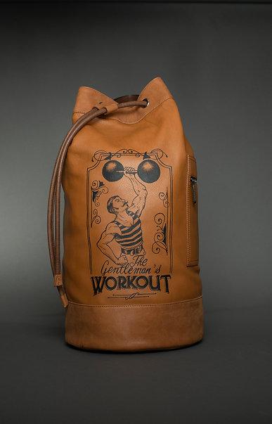 The Gentleman's Gym Duffel Bag