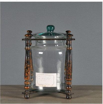 Balluster Chemistry Jar