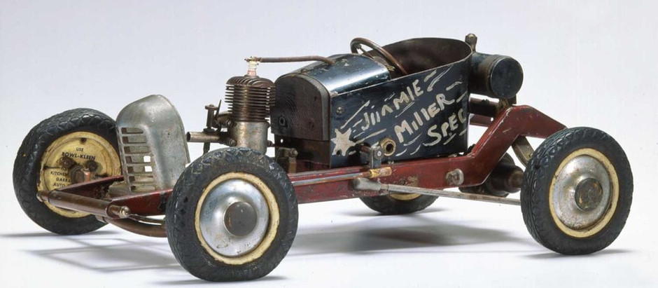 Spindizzies: amazing miniature racing cars